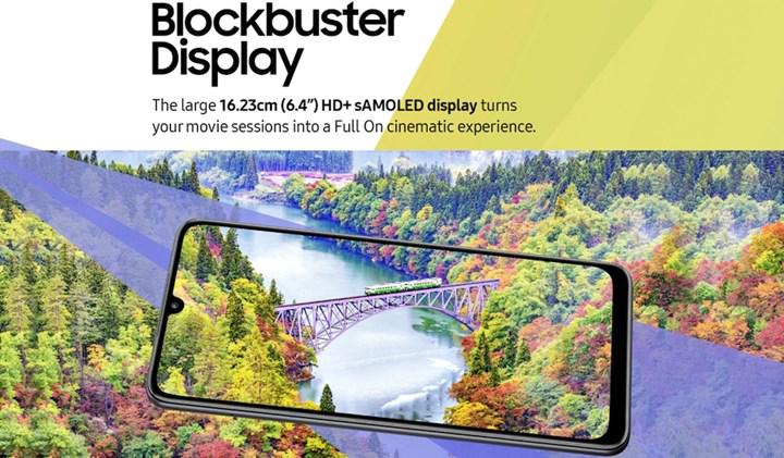 Samsung Galaxy F22 tanıtıldı: İşte fiyatı ve özellikleri