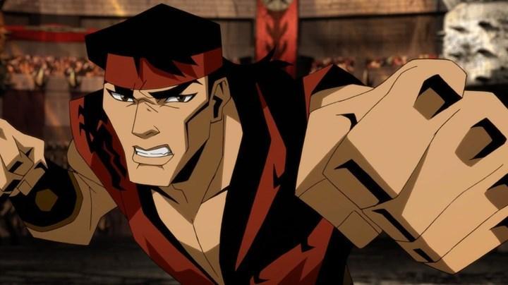 Mortal Kombat Legends: Battle of the Realms'ten ilk fragman geldi