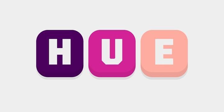HUE², iOS cihazlar için çıktı