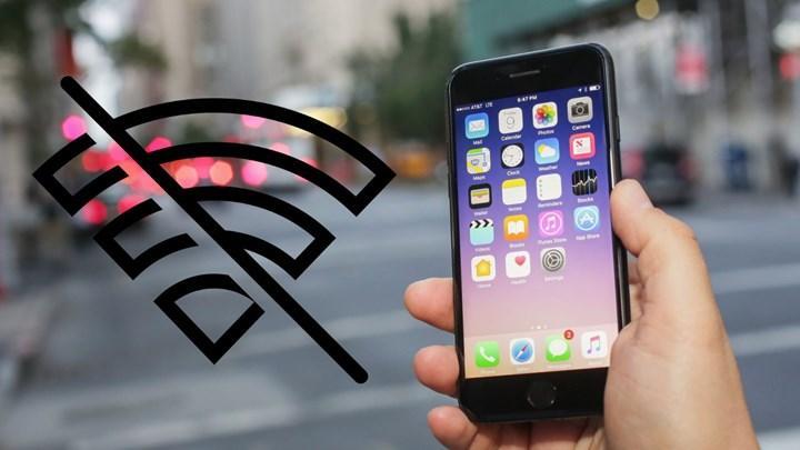 iphone wi-fi hatası
