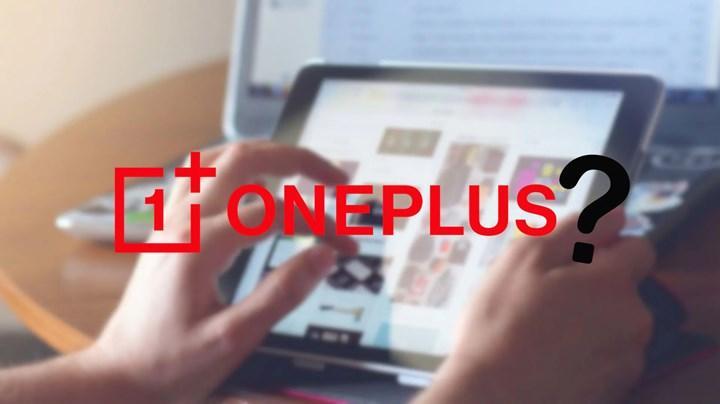 OnePlus'tan tablet geliyor