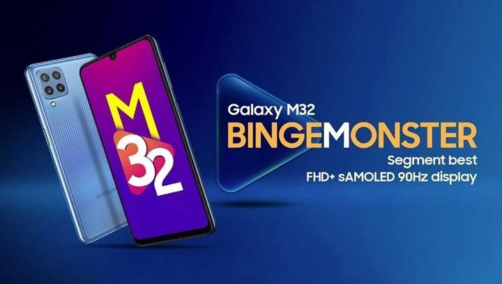 Samsung Galaxy M32'nin fiyatı ne kadar?