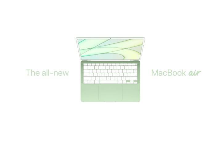 M2 işlemcili renkli Macbook Air geliyor. Ne zaman çıkış yapacak?