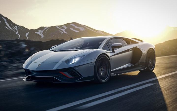 780 beygirlik Lamborghini Aventador Ultimae tanıtıldı
