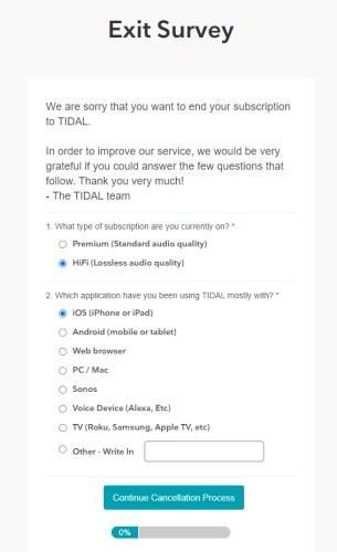 Tidal HiFi üyeliği 3 ay ücretsiz deneme nasıl yapılır?