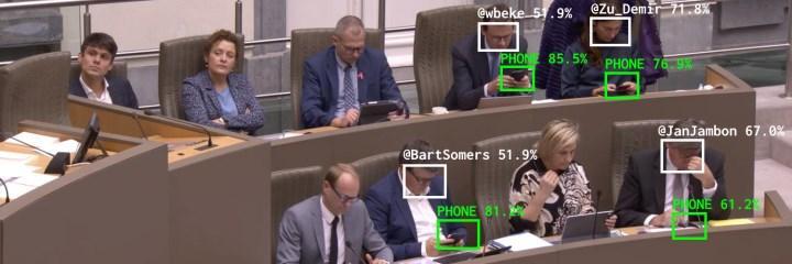 Milletvekillerini ifşa eden yapay zeka geliştirildi