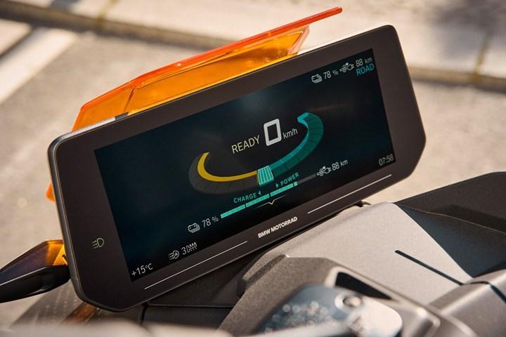 Elektrikli BMW CE 04 özellikleri ve fiyatı