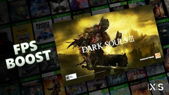 Dark Souls 3 artık Xbox'ta 60fps olarak çalışacak