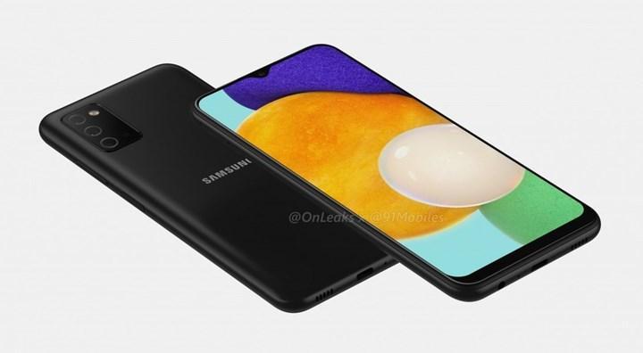 Samsung Galaxy A03s özellikleri
