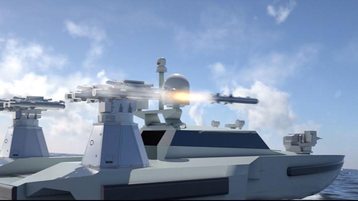 Türkiye'de iki yeni otonom insansız deniz aracı geliştiriliyor