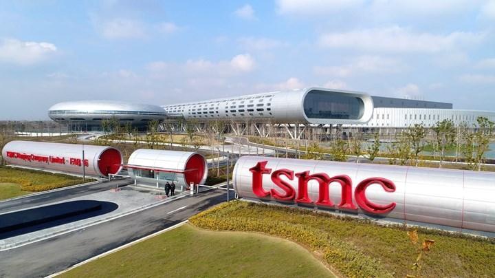 TSMC Çin tesisleri