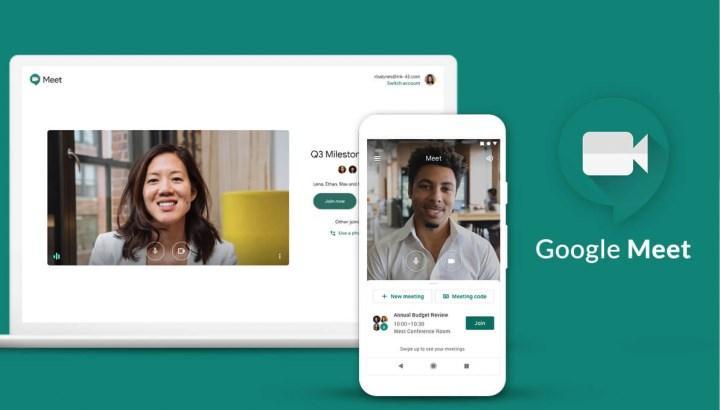 Google Meet, eğlenceli özelilkler getirdi