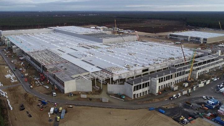 Tesla, Almanya'da kurulan yeni fabrikası yüzünden ceza yiyebilir