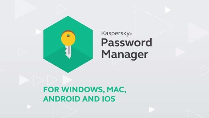 Kaspersky şifre yönetim aracına büyük skandal