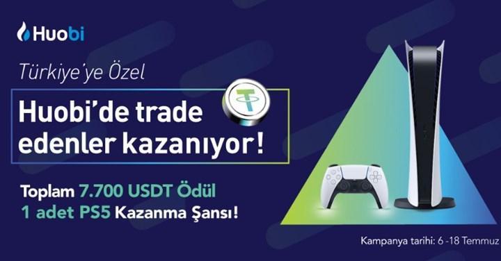 Huobi Türkiye etkinliği