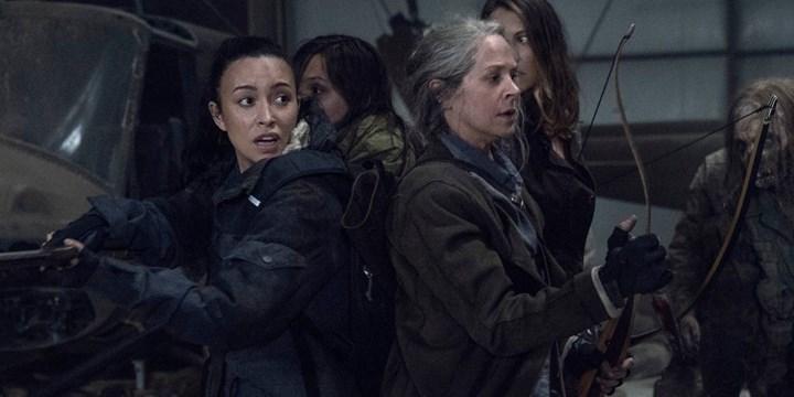 The Walking Dead 11. sezondan görseller geldi