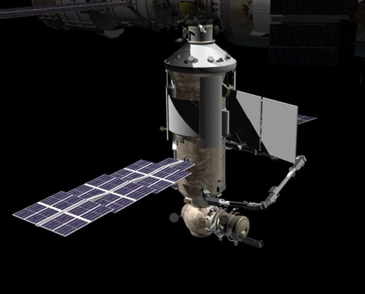 Rusya yeni modülünü Uluslararası Uzay İstasyonu'na gönderiyor