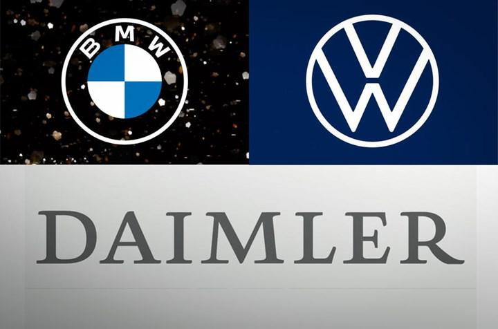 Volkswagen, BMW ve Daimler'e kartelleşme cezası