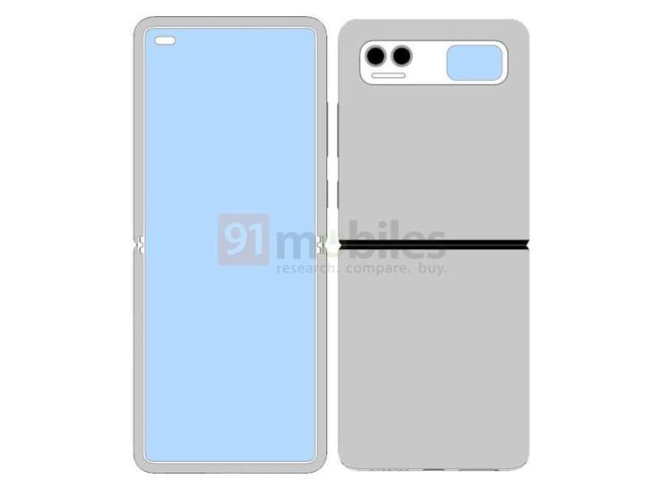Xiaomi'den Samsung Galaxy Z Flip'e benzer telefon geliyor