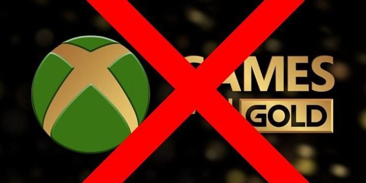 Xbox Live Gold yolun sonuna geliyor