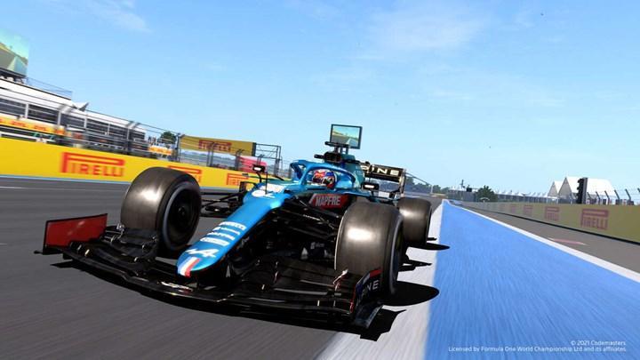 F1 2021'in çıkış fragmanı paylaşıldı
