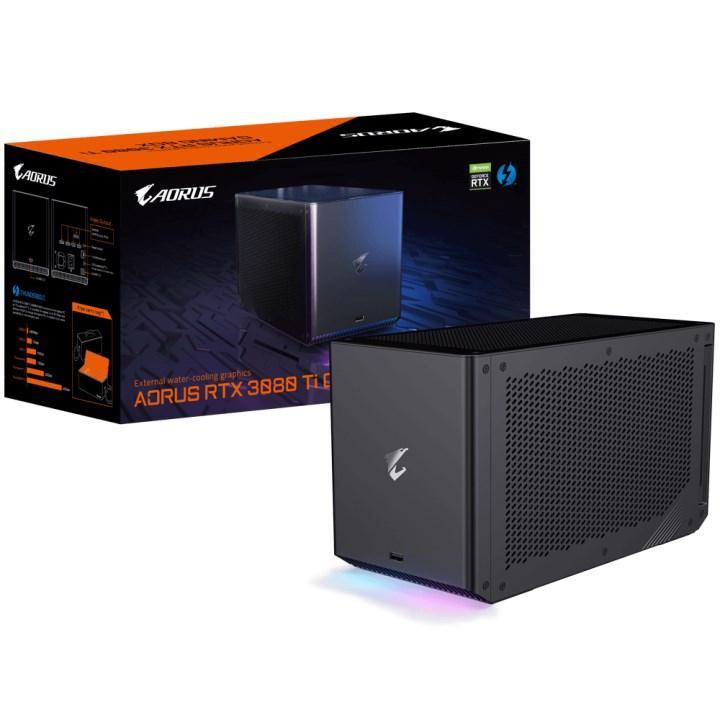Gigabyte AORUS RTX 3080 Ti GAMING BOX özellikleri