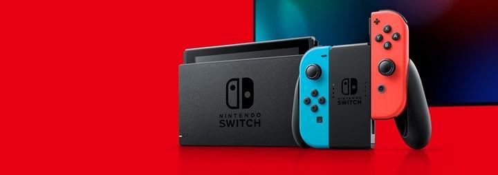 Switch'in 12.1.0 güncellemesi yayınlandı