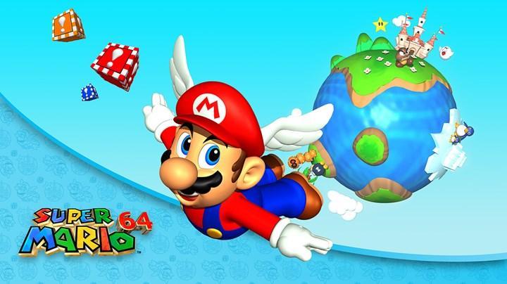 Super Mario 64, 1.5 milyon dolara satılarak en pahalı oyun oldu