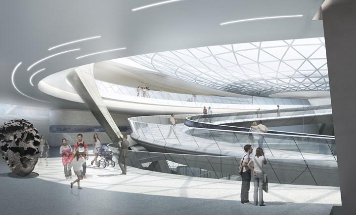 Dünyanın en büyük astronomi müzesi açılıyor