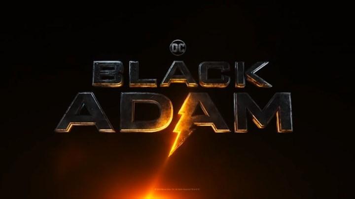 Black Adam setinden yeni bir görsel paylaıldı