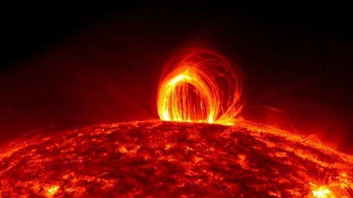 Yüksek hızlı bir güneş fırtınası Dünya'ya yaklaşıyor