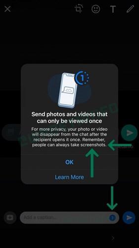 WhatsApp, kaybolan mesajlar iOS'a geliyor