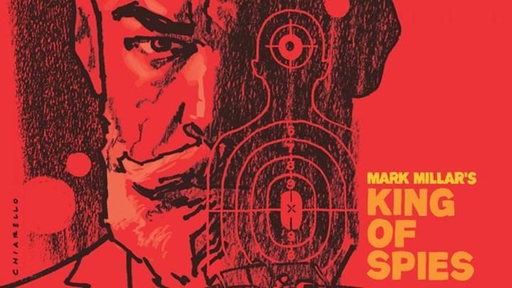 Mark Millar'ın yeni Netflix projesi King of Spies oldu