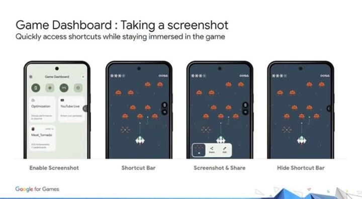 Android 12 ile oyunları indirirken oynayabileceksiniz