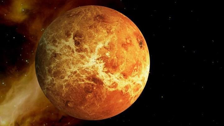 Venüs'te fosfin gazı bulundu