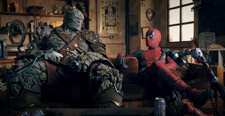 MCU'ya dahil olan Deadpool'dan ilk video geldi