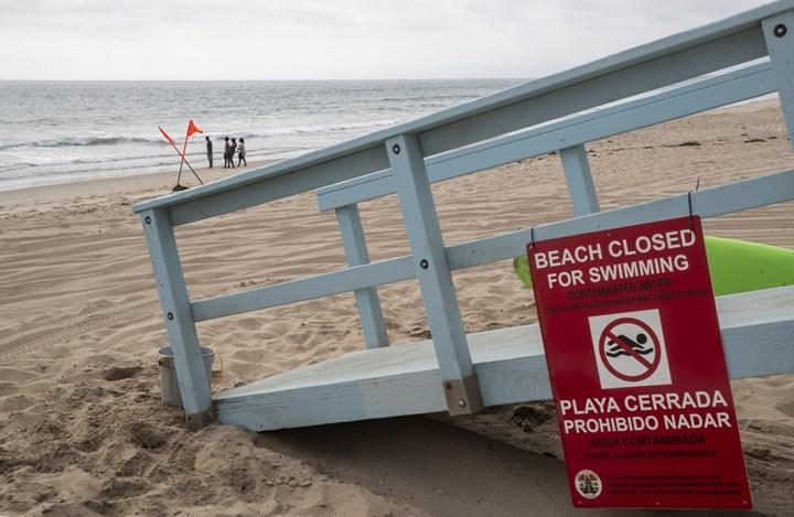 ABD'de okyanusa 17 milyon galon kanalizasyon atığı boşaltıldı