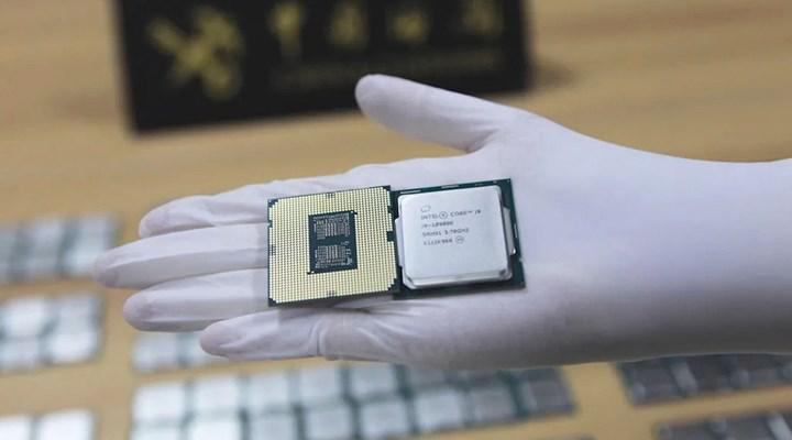 Vücuduna 256 Intel işlemciyi streç filmle saran kaçakçı yakalandı