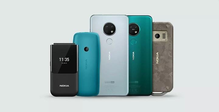 Nokia, kılıf gerektirmeyen akıllı telefonunu tanıtacak