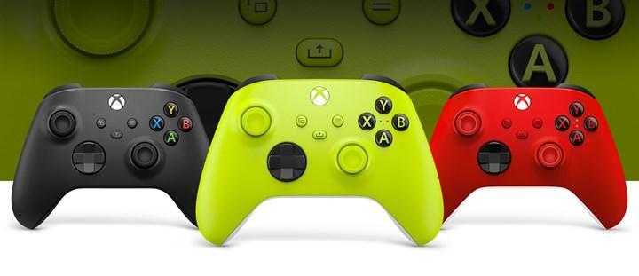 Xbox Series kontrolcüsü PS5'ten ilham alarak güncellenebilir