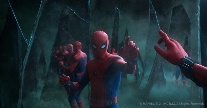 Yeni Spider-Man kostümünden ilk görüntüler geldi
