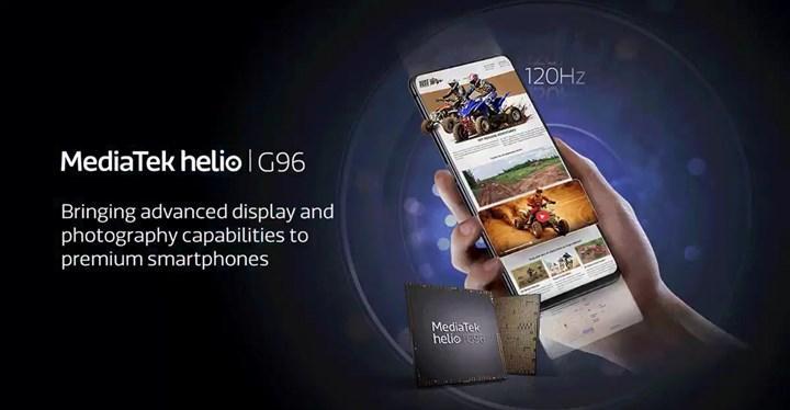Helio G96 ve G88 tanıtıldı
