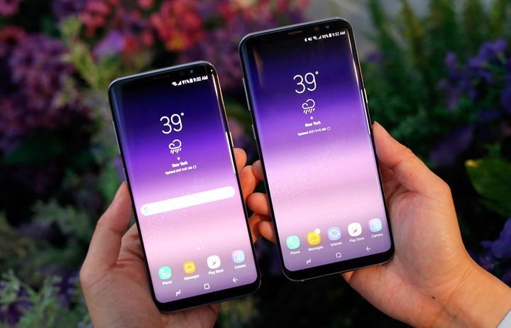 Samsung Galaxy S8 serisine sürpriz güncelleme