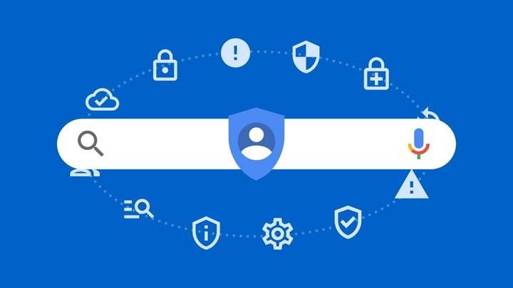 Son 15 dakikalık Google arama geçmişi nasıl silinir?