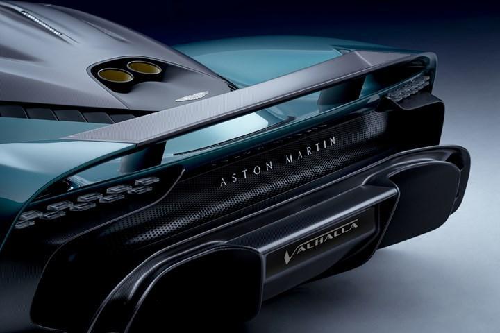Aston Martin Valhalla tasarımı ve özellikleri