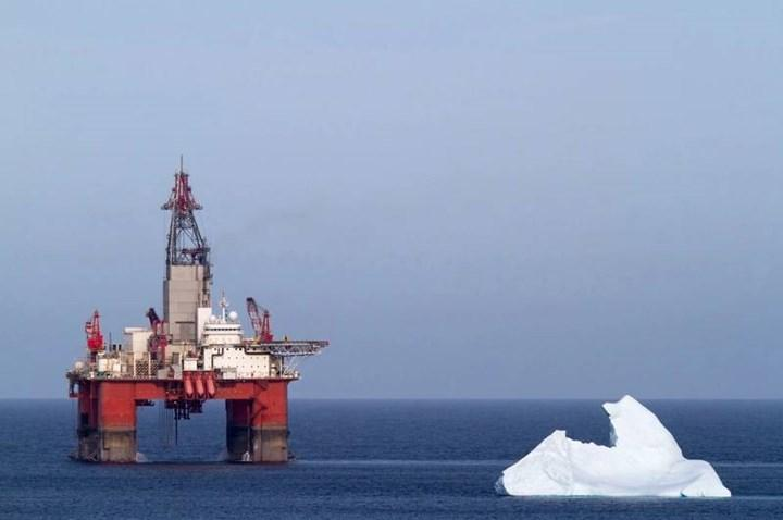 Grönland'da tüm petrol arama faaliyetleri askıya alındı
