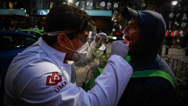 Meksika'da sahte aşı sertifikaları satılıyor