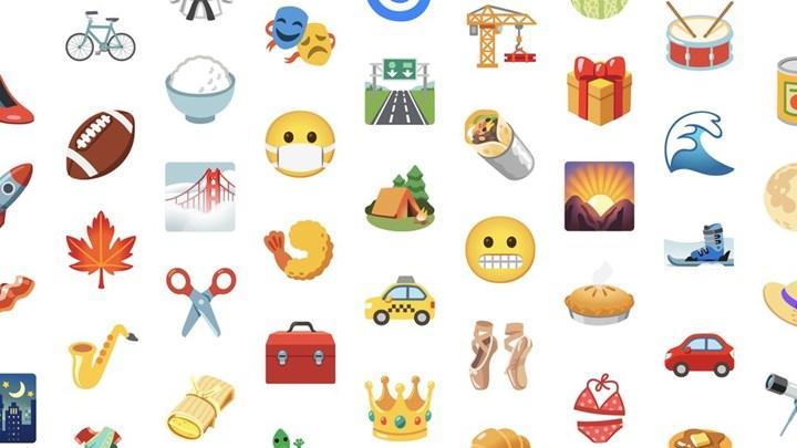 Google, Andorid 12 ile yaklaşık 1.000 emojiyi güncelliyor