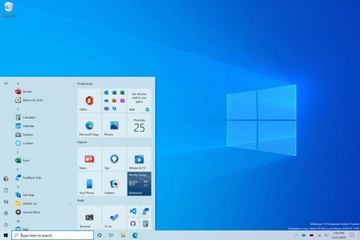 Windows 10 21H2 güncellemesindeki yeni özellikler