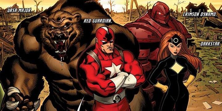 Black Widow filminde MCU'nun ilk mutantı mı vardı?